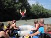 Rafting in het Zillertal