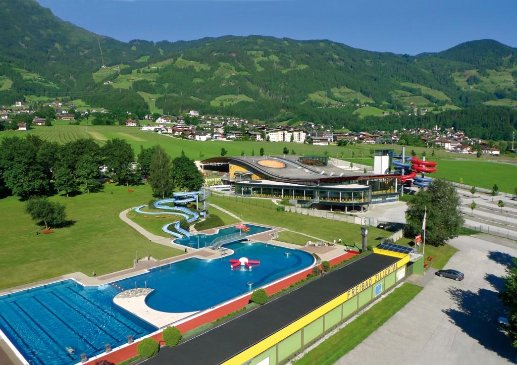 Schwimmen Apart Tyrol Uderns
