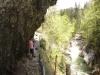 Wanderung in Tirol Kaiserklamm