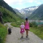 Bergwandern mit Hund im Zillertal
