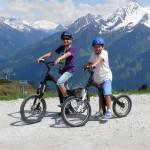 Down hill Mayrhofen Penkenbahn