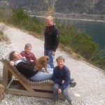 Apart Tyrol mit den Gästen am Achensee