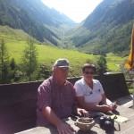 Stammgäste im Apart Tyrol