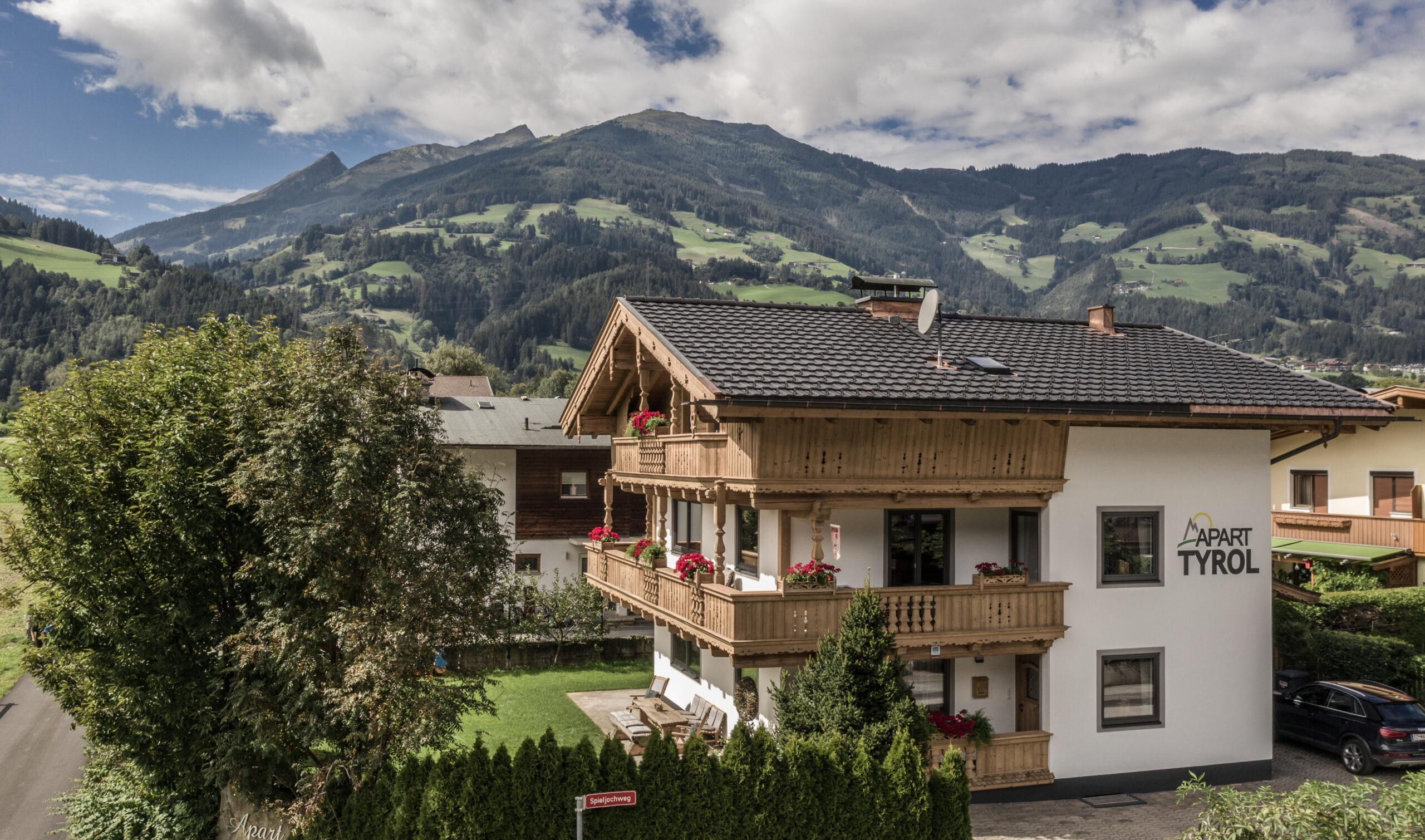 Apart Tyrol im Zillertal Apartments
